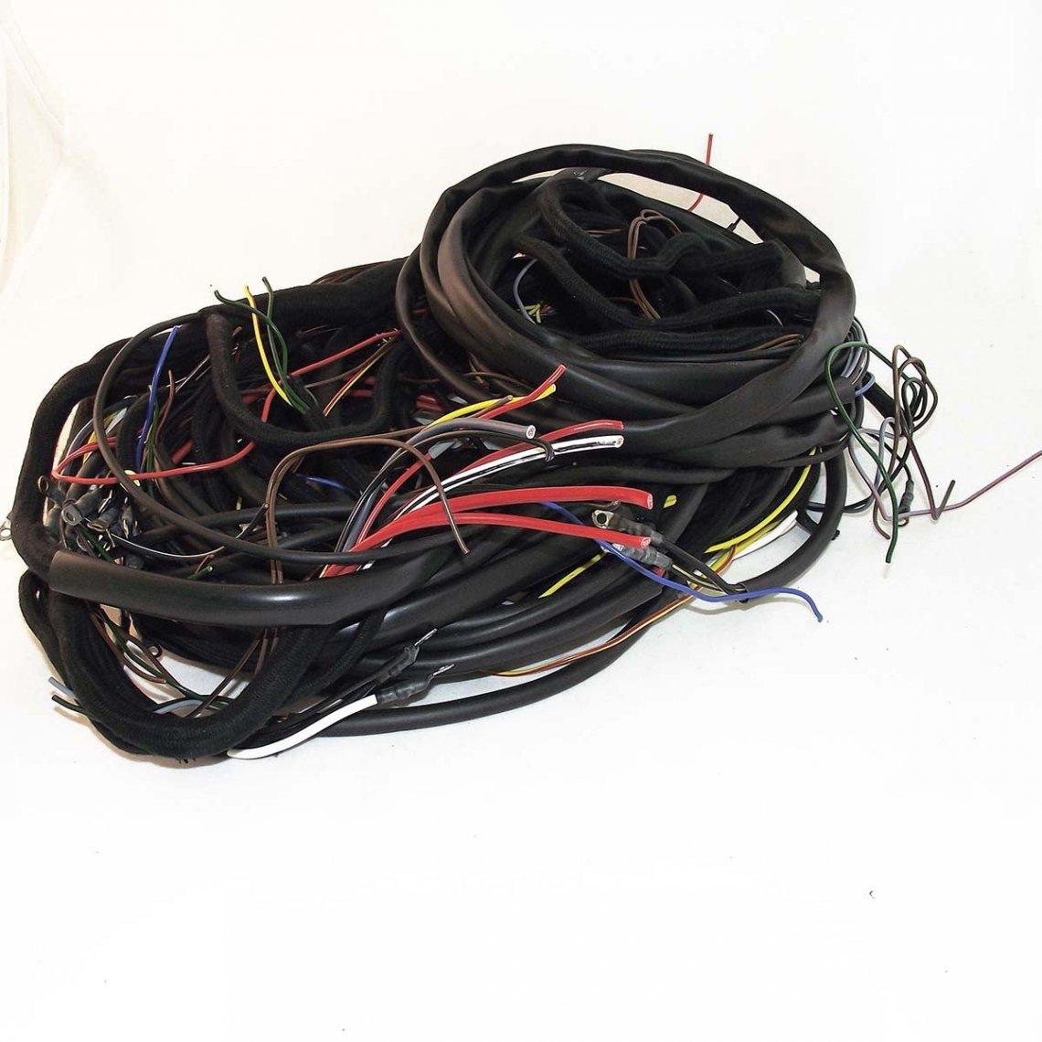 Wondrous 190Sl Wiring Harness Set Mercedes Wiring Digital Resources Millslowmaporg